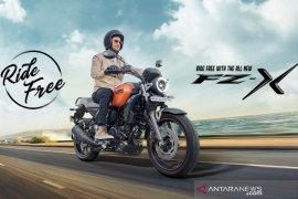 Yamaha FZ-X berdesain klasik