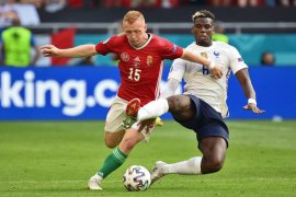 Kleinheisler, pemain terbaik Grup F Euro 2020