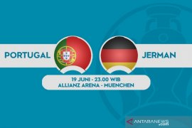 Penguasaan bola bakal menjadi senjata utama Portugal hadapi Jerman