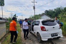 Pemred salah satu media online tewas dalam mobil dengan luka tembak