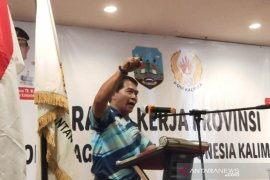 Gubernur Kaltara Ingatkan KONI Bahas Strategi Pemenangan PON XX Papua