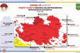 Penyebaran COVID-19 di Batam  merambah ke pulau penyangga