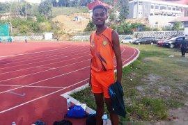 Impian pelari Papua meraih emas PON XX
