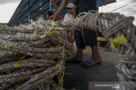 Nelayan Donggala masih Gunakan Rumpon Konvensional