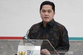 Erick Thohir pastikan stok obat antiviral penanganan COVID tersedia dan aman