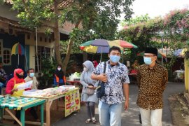 Perkuat SDM, kader penggerak desa belajar ke Payungi University Pasar Yosomulyo Metro