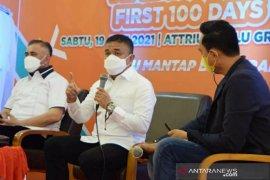 Pemkot Palu  lindungi warga tak mampu dengan BPJS Kesehatan gratis