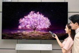 LG hadirkan TV OLED 83 inci, ini harganya
