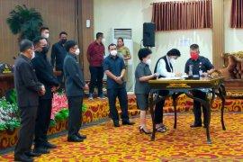 DPRD Manado berikan 36 catatan pertanggungjawaban pelaksanaan APBD 2020