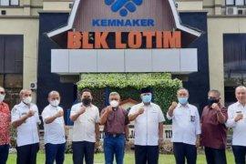 DPRD Sulbar minta pemerintah pusat segera bantu pembangunan BLK