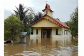 Empat desa di Kapuas Hulu dilanda banjir