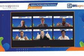 BRI Agro gandeng perusahaan teknologi finansial KoinWorks perluas akses permodalan masyarakat