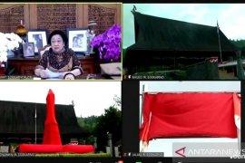 Megawati Soekarnoputri resmikan rumah adat dan jalan Bung Karno di Maluku Tengah