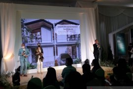 "Kebijakan BI DP Nol Persen dorong \""Designer Homes Collection\"" HVM Diserbu Konsumen"