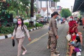 Yogyakarta melakukan penyesuaian aturan untuk perketat PPKM Mikro