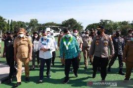 Wamen ATR/BPN ke Meranti, Bupati curhat panjang agar lahan masyarakat bebas PIPPIB