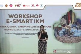 """Kemenperin mendorong UMKM \""""go digital\"""" melalui program e-Smart IKM"""