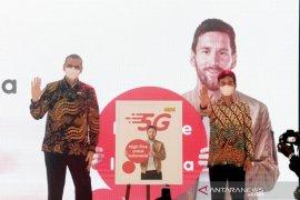 Indosat Ooredoo luncurkan layanan 5G pertama untuk dukung PEN dan UMKM