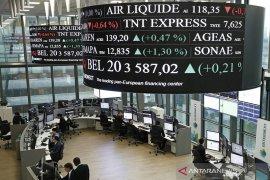 Saham Prancis-indeks CAC 40 tergelincir 0,91 persen