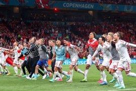 Euro 2020 - Klasemen akhir Grup B, Denmark dampingi Belgia ke 16 Besar