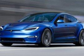 Tesla Model S Plaid tidak bisa capai 200mph hingga telah perbarui perangkat