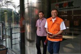 KPK setor Rp550 juta hasil lelang mobil Markus Nari ke  kas negara