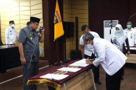 Bupati minta ASN Lampung Tengah layani masyarakat dengan baik