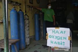 Menkes sebut alihkan oksigen industri ke RS atasi lonjakan kasus COVID-19
