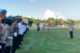 Kabidpropam Polda NTB apresiasi personel berprestasi