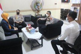 Tim Puslitbang Polri di Polresta Mataram, supervisi efektivitas implementasi fungsi Inafis