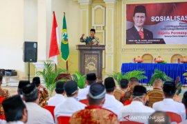 MPR minta pemda bantu tingkatkan pendapatan petani Sulawesi Barat