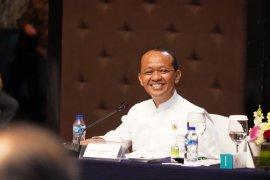 Menteri Bahlil: Pabrik baterai mobil listrik mulai  berproduksi 2023