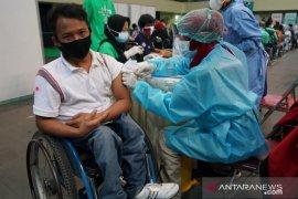 Stok vaksin mampu penuhi target 1 juta vaksinasi per hari