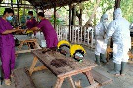 Gugus Tugas COVID-19 Kulon Progo lakukan PCR 70 peserta pelatihan Dolan Ndeso