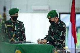Pangdam XIV/Hasanuddin pimpin sertijab dan penyerahan  PJU Kodam