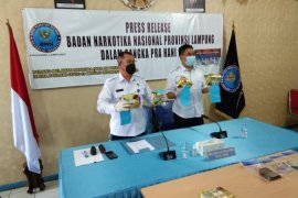 BNN Lampung gagalkan peredaran gelap 5,277 kg sabu-sabu dari jaringan Aceh