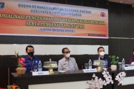 BPBD Polewali Mandar kenalkan WRS kepada masyarakat pesisir