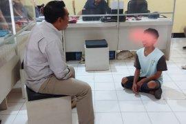 Ini tampang pelaku asusila terhadap geng motor di Lombok Timur