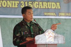 Pangkogabwilhan III minta prajurit tak sembarang keluarkan tembakan