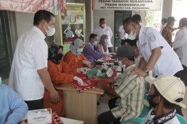Wakil Bupati Pringsewu dukung pembentukan bank darah di Pekon Wargomulyo