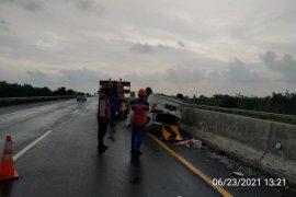 HK: Kecelakaan minibus diduga kendaraan melaju dengan kecepatan tinggi