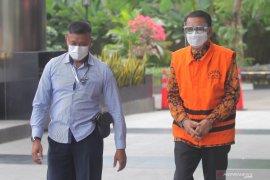 Gubernur Sulsel nonaktif Nurdin Abdullah segera jalani persidangan kasus suap