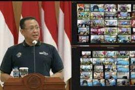 Ketua MPR Bambang Soesatyo dukung gagasan program wajib belajar sampai perguruan tinggi