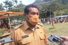 Tim COVID-19 Jayawijaya temukan tujuh kasus di gereja