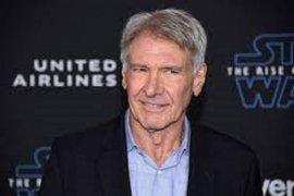 """Aktor Harrison Ford alami cedera bahu di set film terbaru \""""Indiana Jones\"""""""
