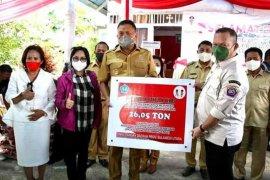 Pemprov Sulut bantu 1.361 KK terdampak cuaca ekstrem di KepulauanTalaud