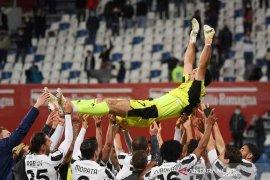 Kiper Buffon akui nyaris gabung Barcelona sebelum putuskan pulang ke Parma