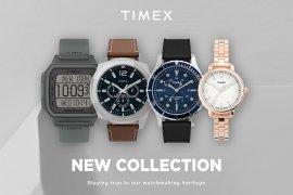 Timex luncurkan 12 Koleksi terbaru untuk pasar Indonesia