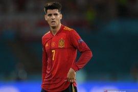 Tampil tidak meyakinkan selama Euro, keluarga Morata dikecam