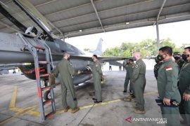 Kasau tinjau latihan TNI AU dengan Amerika Serikat